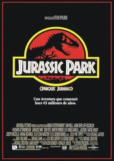 Póster de la película Parque Jurásico