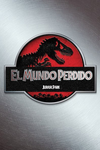 Póster de la película El mundo perdido (Jurassic Park)
