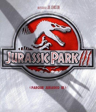 Póster de la película Parque Jurásico III