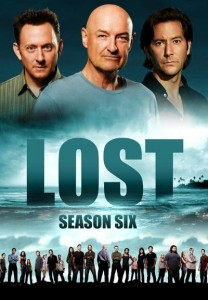 Póster de la serie Perdidos Temporada Final 6