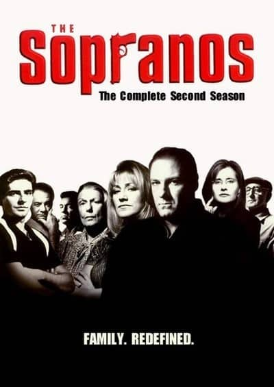 Póster de la serie Los Soprano Temporada 2