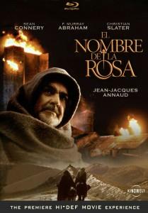 Póster de la película El nombre de la rosa