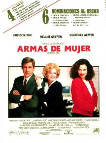 Póster de la película Armas de mujer