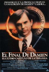 La Profecía III El Final de Damien