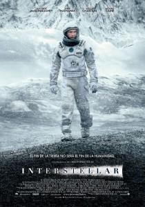 Póster de la película Interstellar