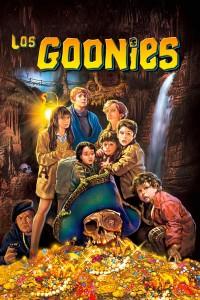 Póster de la película Los Goonies