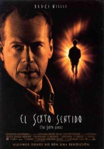 Póster de la película El sexto sentido