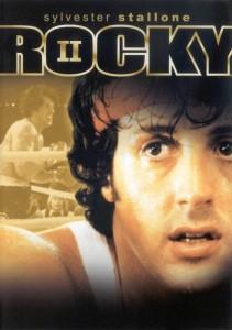 Póster de la película Rocky II