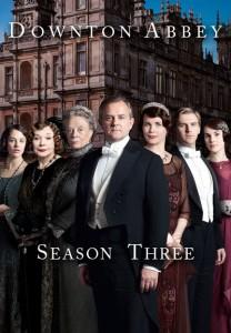 Póster de la serie Downton Abbey Temporada 3
