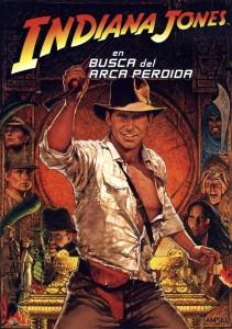 Póster de la película Indiana Jones en busca del arca perdida