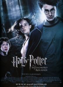 Póster de la película Harry Potter y el prisionero de Azkaban