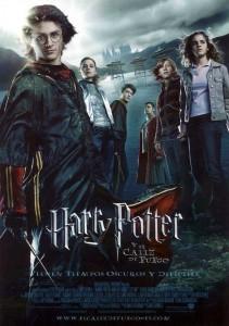 Póster de la película Harry Potter y el cáliz de fuego