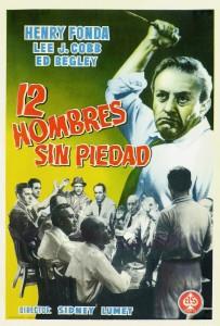 Póster de la película 12 hombres sin piedad