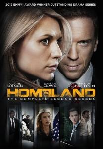 Póster de la serie Homeland Temporada 2