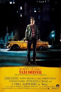 Póster de la película Taxi Driver