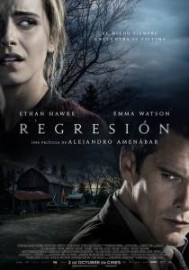Póster de la película Regresión