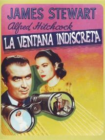 Póster de la película La ventana indiscreta