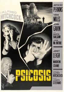 Póster de la película Psicosis