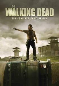 Póster de la serie The Walking Dead Temporada 3