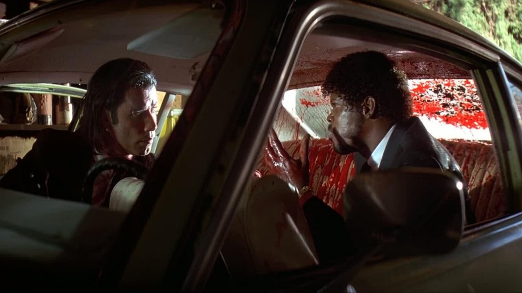 Pulp Fiction - 3 - elfinalde