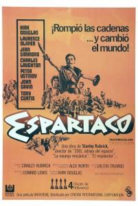 Póster de la película Espartaco