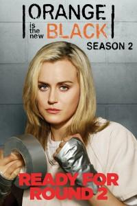 Póster de la serie Orange Is the New Black Temporada 2