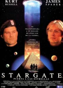 Póster de la película Stargate