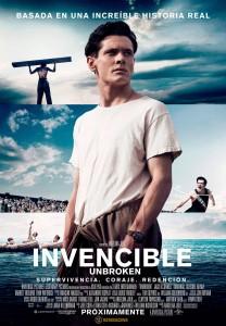 Póster de la película Invencible