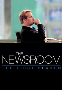 Póster de la serie The Newsroom Temporada 1