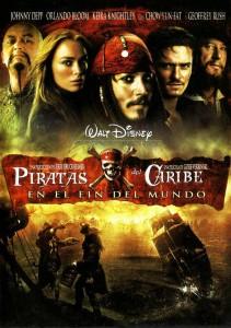 Póster de la película Piratas del Caribe: En el fin del mundo
