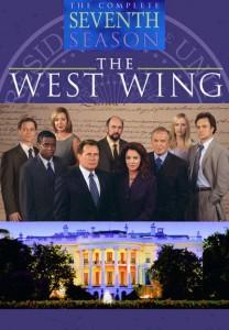 Póster de la serie El ala oeste de la Casa Blanca Temporada Final 7