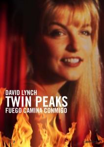 Póster de la película Twin Peaks: el fuego camina conmigo