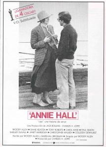 Póster de la película Annie Hall