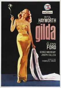 Póster de la película Gilda