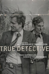 Póster de la serie True Detective Temporada 1
