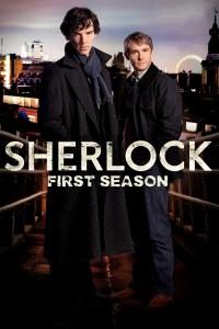 Póster de la serie Sherlock Temporada 1