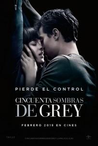 Póster de la película Cincuenta sombras de Grey