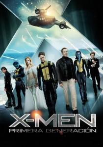 Póster de la película X-Men: Primera generación