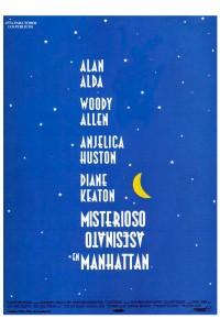 Póster de la película Misterioso asesinato en Manhattan