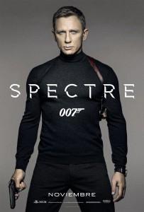 Póster de la película Spectre