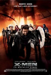 Póster de la película X-Men: La decisión final