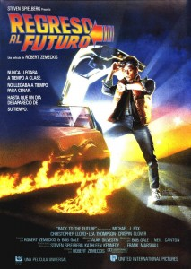 Póster de la película Regreso al futuro