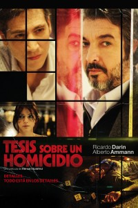Póster de la película Tesis sobre un homicidio