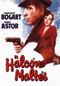 Póster de la película El Halcón Maltés