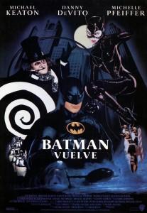Póster de la película Batman vuelve