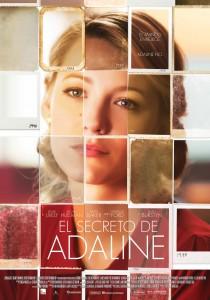 Póster de la película El secreto de Adaline