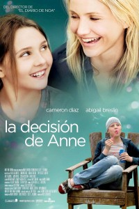 Póster de la película La decisión de Anne
