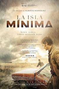 Póster de la película La isla mínima