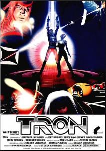 Póster de la película Tron
