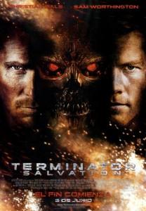 Póster de la película Terminator 4: Salvación